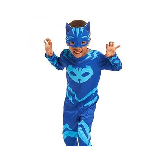 Besties Shop PJ Mask Childrens Super Hero Junior Cosplay Costume