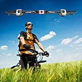 Baynne Mountain Bike Bicycle Aluminum Alloy Flat Bar Handlebar 31.8mm 620mm New