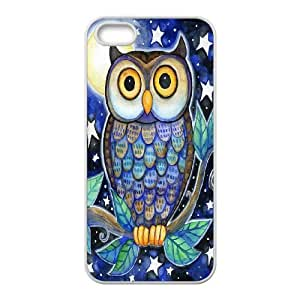 Cute Owl,Owl You Need is Love Protective Case 240 For Apple Iphone 5 5S Cases At ERZHOU Tech Store