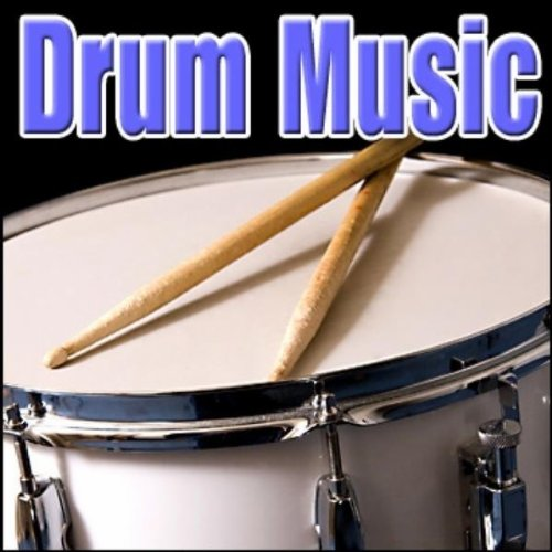 Percussion, Drums - Acoustic Drumset: Snare Drum Buzz Roll with Cymbal Crash, Drum Music, Cymbal - Snare Drum Music