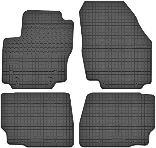 Motohobby Rubberen matten rubberen vloermatten set voor Ford Mondeo MK4perfecte pasvorm