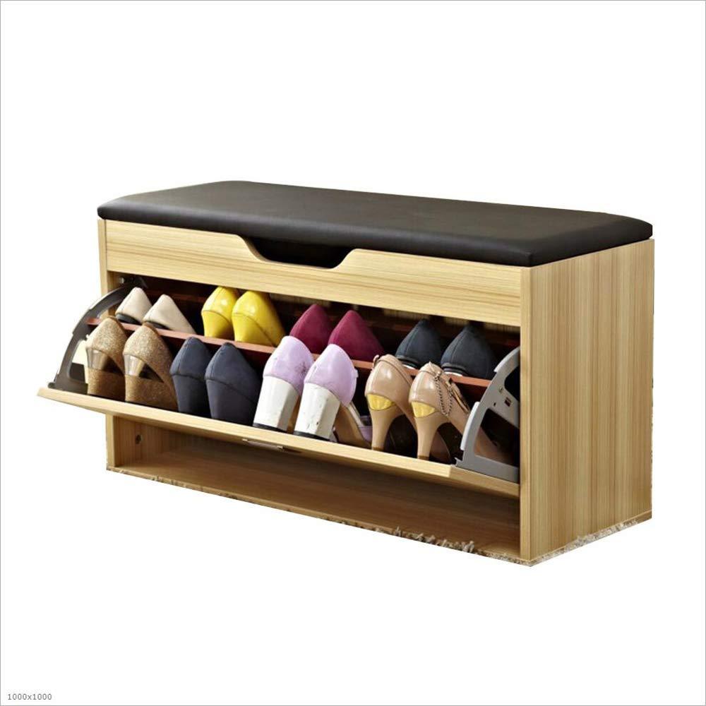 XIAOLIN ドゥー靴の戸棚のドアキャビネットのオフィスの変更靴のスツールの靴のキャビネットのスツールの靴のキャビネット (サイズ さいず : 40cm) B07HL551XN  40cm