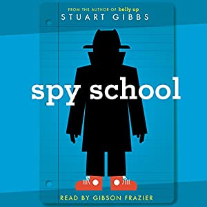Spy School Hörbuch