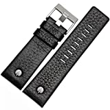 Choco&Man US Calfskin Leather Watch Band Suitable for Men's Diesel Watches