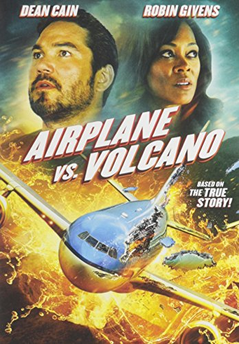 Airplane vs. Volcano (NTSC Format)