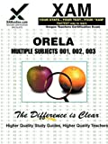 ORELA Multiple Subjects 001, 002, 003, Sharon Wynne, 1581975759