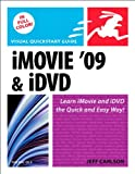 img - for iMovie 09 and iDVD for Mac OS X: Visual QuickStart Guide book / textbook / text book