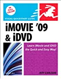 IMOVIE 09 & IDVD FOR MAC OS X (Visual QuickStart Guides)