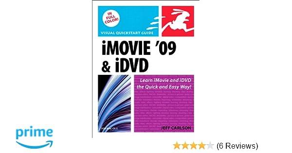 imovie 09 and idvd for mac os x visual quickstart guide jeff rh amazon com Maps in iMovie iMovie 09 Icon