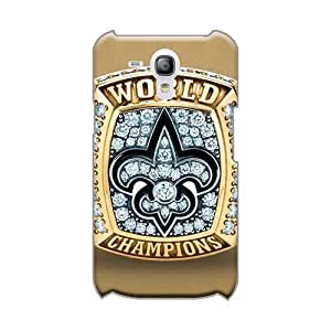Samsung Galaxy S3 Mini QGL17738GJUi Customized Stylish New Orleans Saints Pictures Best Cell-phone Hard Covers -IanJoeyPatricia