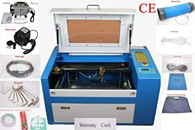 GTSUN Laser Engraving Machine,laser Cutting Machine,50W Co2 Laser Engraver High Precise Speed