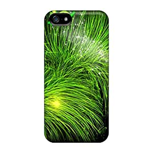 Durable Protector Case Cover With Fairy Pond Hot Design For Iphone 5/5s