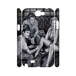 Audrey Hepburn Brand New 3D HTC One M7 ,diy case cover ygtg-785086