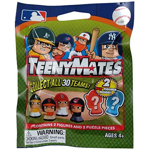 The Party Animal MLB Series 1 TeenyMates Action Figure -