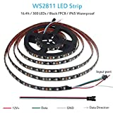 ALITOVE RGB Addressable LED Strip WS2811 12V LED