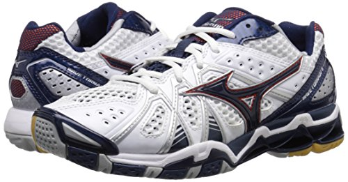 Jual Mizuno Men s Wave Tornado 9 Wh-ny Volleyball Shoe - Volleyball ... 6a2d8b8e0b
