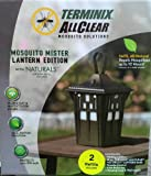 Terminix Allclear Mosquito Mister Lantern edition with Naturals - 2 Refills included