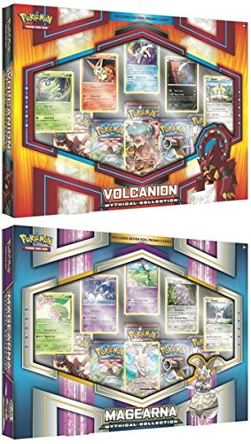 UPC 820650802805, Pokemon Trading Card Game: Magearna Mythical Collection
