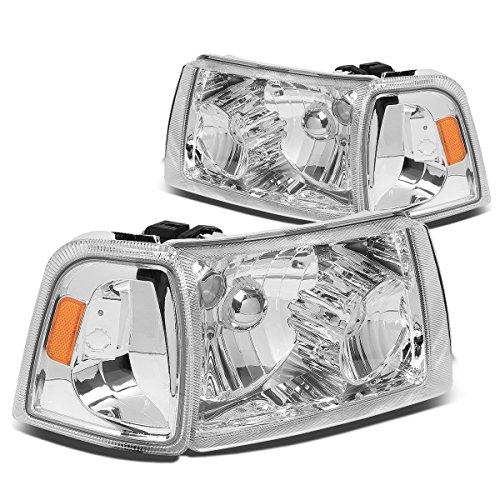 03 ford ranger headlight assembly - 6