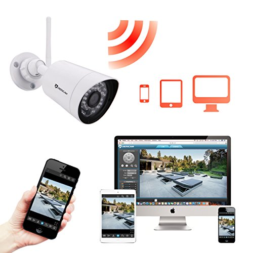 Dericam 1080p Wireless Outdoor Security Camera With