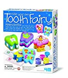 Tooth Fairy Kids Keepsake Box Set Creative Arts And Crafts Making Decorating Kit For Ages 5+