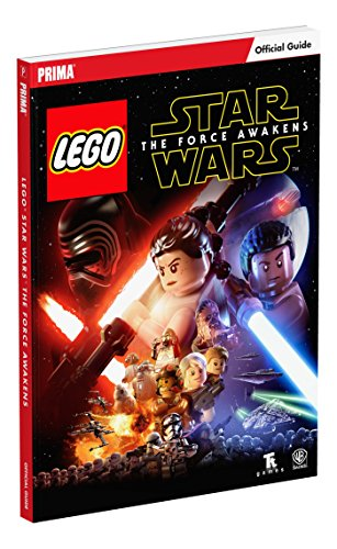 LEGO Star Wars: The Force Awakens: Prima Official Guide (Lego Star Wars The Complete Saga Help)