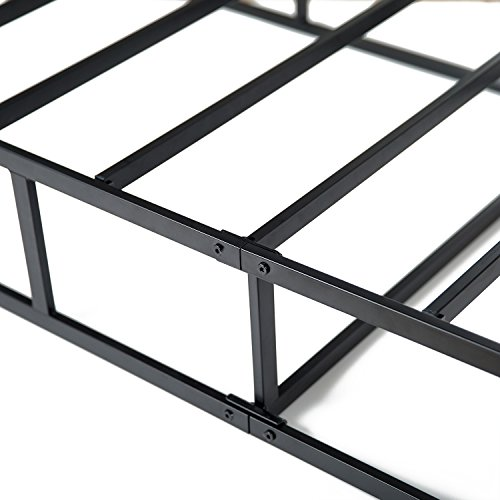 Zinus Armita 7 Inch Smart Box Spring / Mattress Foundation / Strong Steel Structure / Easy Assembly Required, Queen