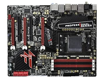Asrock Fatal1ty 990FX Professional AMD All-in-1 Drivers Update