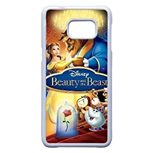 Personalized Durable Cases Samsung Galaxy Note 5 Edge Cell Phone Case White Ewexs Beauty and the Beast Protection Cover