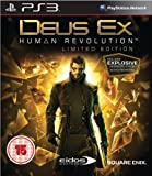 Deus Ex Human Revolution Limited Edition (Playstation 3) Including the Explosive Mission Pack [UK Edition, US System Compatible]