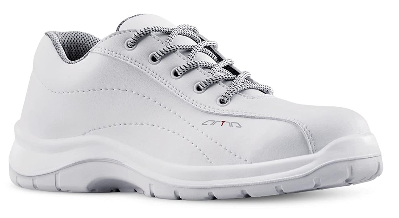 Fesselnd Artra Arawa Weiße Arbeitsschuhe Schnürer Für Damen Und Herren: Amazon.de:  Schuhe U0026 Handtaschen