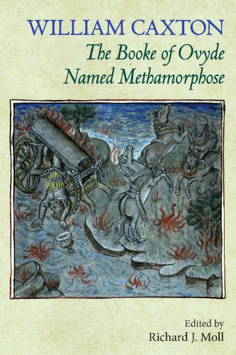 The Booke of Ovyde Named Methamorphose (Studies and Texts)
