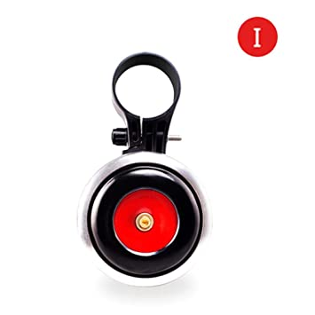 90db Bike Bell Electric Waterproof MTB Road Bicycle Alarm Horn Silicone Shell