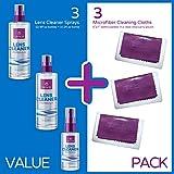 Lens Cleaner Spray Kit - Alcohol & Ammonia Free