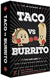 Taco vs Burrito - The Wildly Popular Surprisingly