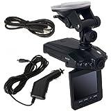 Mini DVR portátil para coche cámara infrarrojos Pantalla LCD 2,5