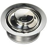 Waste King 3150 3-Bolt Mount Sink Flange and Stopper (Chrome)