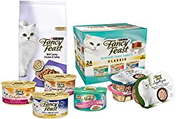 Purina Fancy Feast Chicken Feast in Grilled Chicken Flavor Gravy Cat Food - (24) 3 oz. Pull-top Can