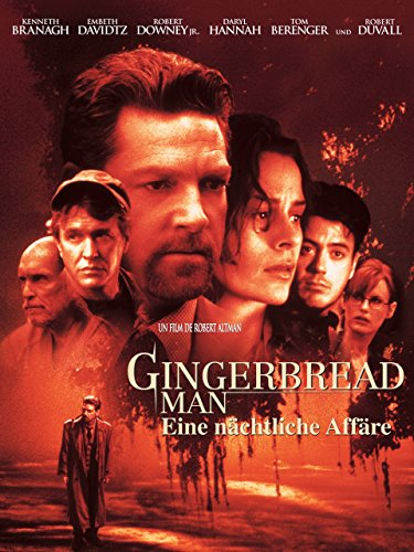 The Gingerbread Man Film