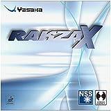 ヤサカ(YASAKA) 卓球 ラバー ラクザX B82 クロ