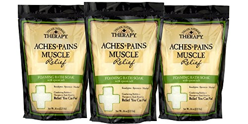 Village Naturals Therapy Aches and Pains Muscle Relief 36 Oz