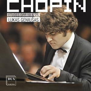 """Afficher """"Etudes pour piano opus 10 et 25"""""""