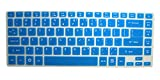 "CaseBuy Translucent Blue Soft Silicone Keyboard Protector Skin Cover for ACER Aspire E1-410G, E1-422G, E1-470P, E1-472, E1-472G, E1-472P, E14, E5-411, E5-471, E5-471G, ES1-511, M5-481T, M5-481PT, R7-571, R7-571G, R7-572, V3-471, V3-471G V3-472P, V5-431, V5-431P, V5-471, V5-471G, V5-471P 4830, 4830T, AS4830T, 3830, 3830T, AS3830T series US Layout(if your ""enter"" key looks like ""7"", our skin can't fit)"
