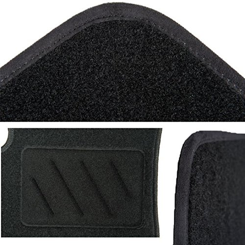 Sur Mesure Moquette noir 600g//m/² 4 Pi/èces Tapis de sol pour Voiture DBS 1765725 Tapis Auto Gamme One