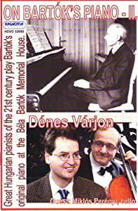 On Bartok's Piano, Vol. 2