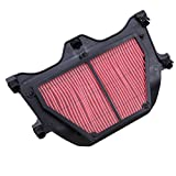 POSSBAY Motorcycle Air Filter Replacement for Yamaha YZF R6 2006 2007