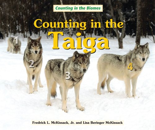 Counting in the Taiga (Counting in the Biomes)