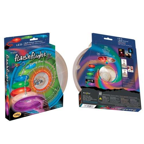 Nite ize Flashflight Light Flying Disc