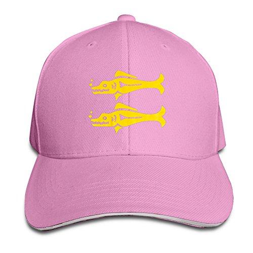 Legends Of The Hidden Temple Tribute Snapback Sandwich Peaked Baseball Cap Hat