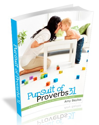 Pursuit Proverbs 31 Amy Bayliss ebook product image